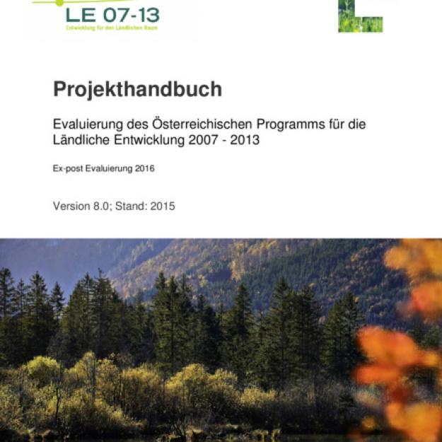 Projekthandbuch Evaluierung