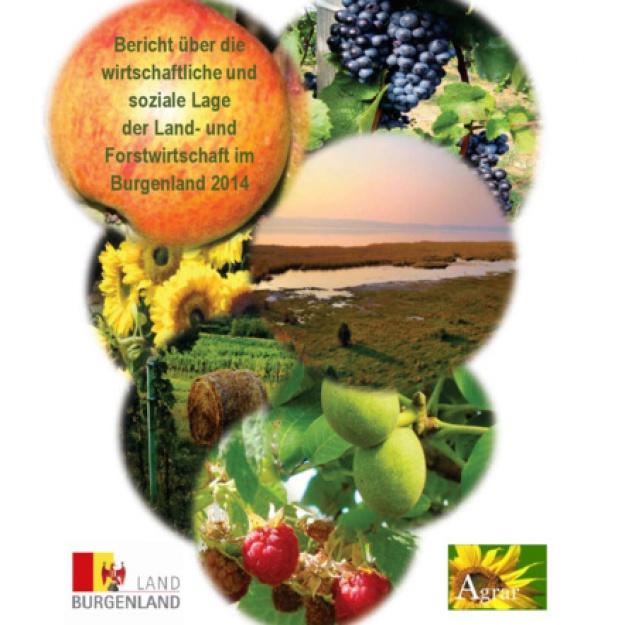 Grüner Bericht Burgenland 2014
