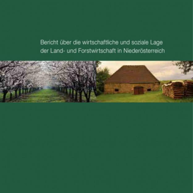 Grüner Bericht NÖ 2012